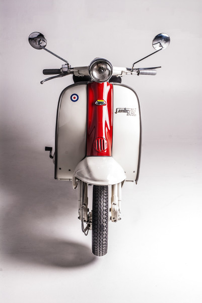 Lambretta Front lr