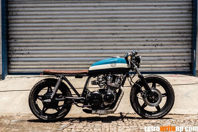 Mikes Honda CB750 AltMotoCult