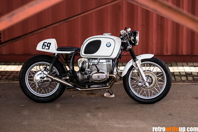 Bmw R100 Cafe Racer Altmotocult