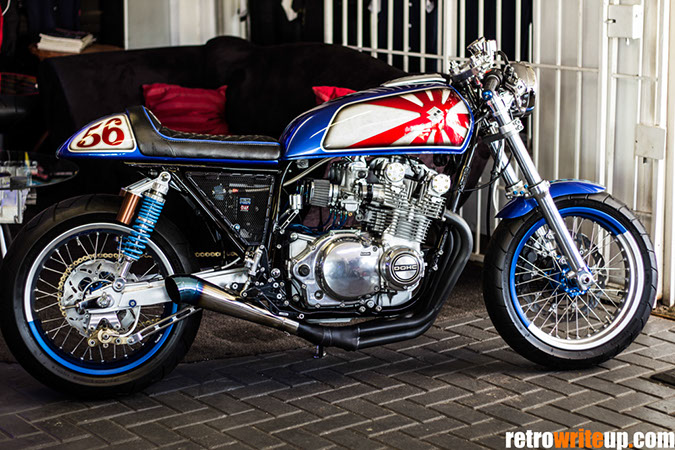 When it comes to café racers built in the traditional style, there appears to be two distinctly different approaches developing. Both approaches are equally ...