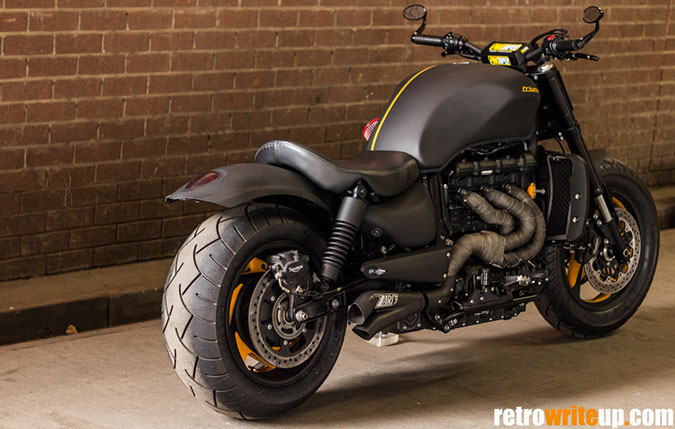 Triumph Centurion's Rocket III Muscle Bike – AltMotoCult