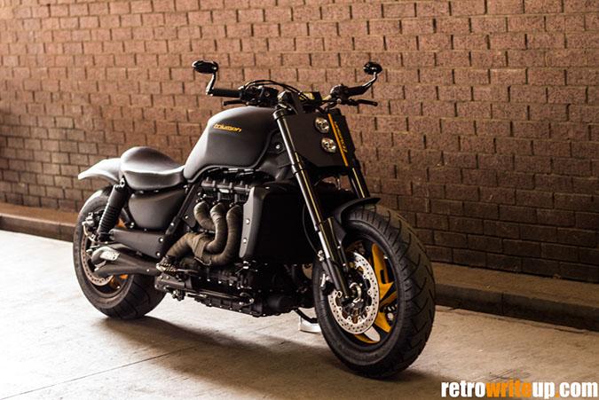 triumph centurion s rocket iii muscle bike altmotocult. Black Bedroom Furniture Sets. Home Design Ideas