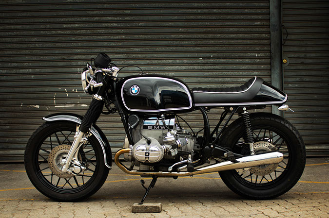 bmw r100rs cafe racer | sugakiya motor